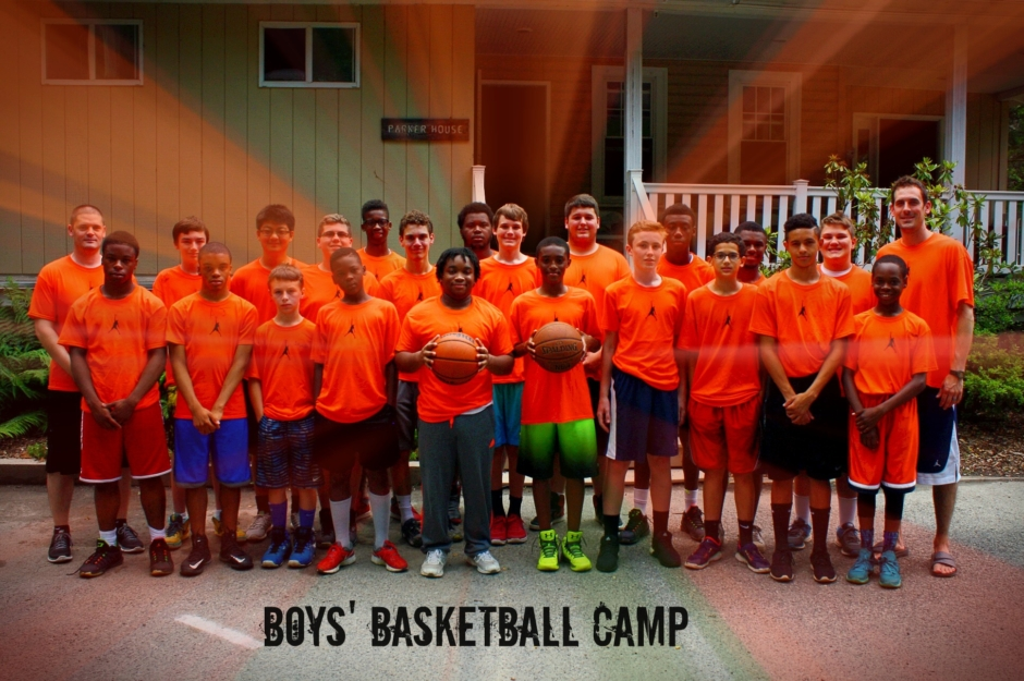 Boys' Basketball Camp