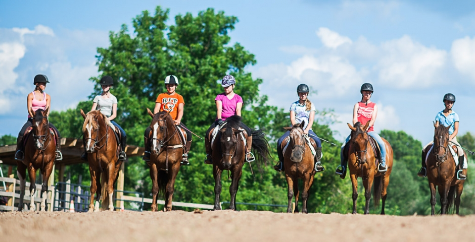 Girls' Horse Camp